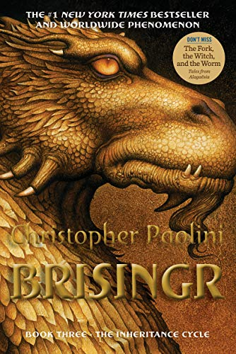 book review chris paolini s eldest Read book review: eragon (the inheritance cycle, #1) by christopher paolini one boy one dragon a world of adventurewhen eragon finds a polished blue stone i.