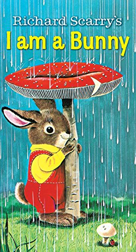 I Am a Bunny (A Golden Sturdy Book) - Ole RisomRichard Scarry