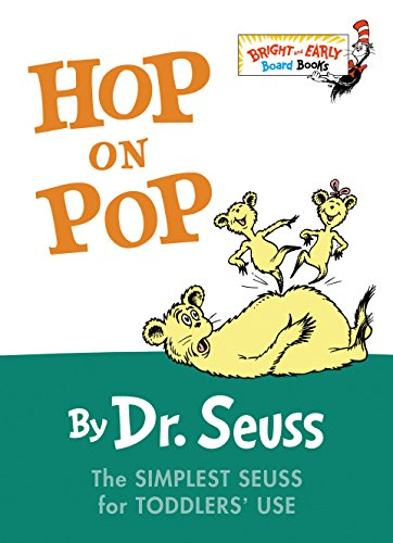 Hop on Pop — Dr. Seuss