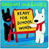 Gaspard and Lisa's Ready For School Words