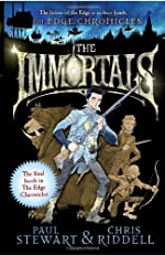 The Immortals by Paul Stewart & Chris Riddell