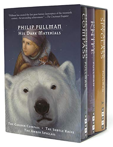 His Dark Materials Trilogy, by Pullman, P.