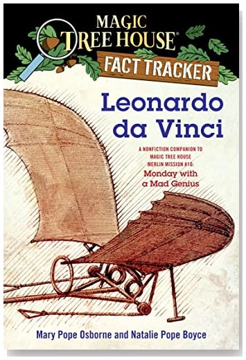 Magic Tree House Fact Tracker #19: Leonardo da Vinci
