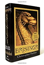 Brisinger Deluxe Edition by Christopher Paolinia