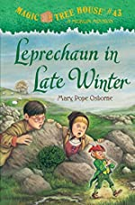 Leprechaun in Late Winter by Mary Pope Osborne
