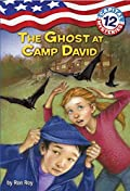 The Ghost at Camp Davis by Ron Roy