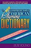 The New Comprehensive American Rhyming Dictionary - book cover picture