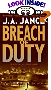 Breach of Duty: A J.P. Beaumont Mystery by  J.A. Jance (Mass Market Paperback - November 1999)