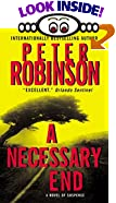 A Necessary End by  Peter Robinson (Author) (Mass Market Paperback - January 2000)