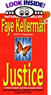 Justice: A Peter Decker and Rina Lazarus Mystery by  Faye Kellerman (Mass Market Paperback - August 1996)