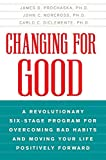 Changing for Good - book cover picture
