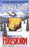 Firestorm (Anna Pigeon Mysteries (Paperback)) - book cover picture