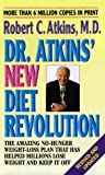 Dr. Atkins' New Diet Revolution - book cover picture