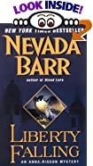 Liberty Falling by  Nevada Barr (Author) (Mass Market Paperback - March 2000)