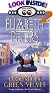 Legend in Green Velvet by  Elizabeth Peters (Author) (Mass Market Paperback - September 2002)