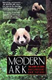 The Modern Ark: The Story of Zoos : Past, Present and Future - book cover picture