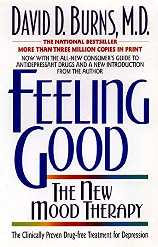 62. Feeling Good: The New Mood Therapy – David D. Burns; David D. Burns