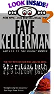 The Ritual Bath by  Faye Kellerman (Mass Market Paperback - August 1999)