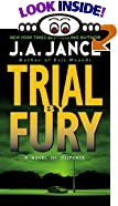 Trial by Fury: A Mystery by  J.A. Jance (Mass Market Paperback - August 2003)