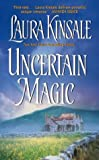 Uncertain Magic - book cover picture
