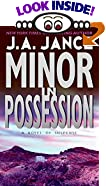 Minor in Possession by  J.A. Jance (Mass Market Paperback - January 1997)