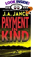 Payment in Kind by  J.A. Jance (Mass Market Paperback - June 2003)