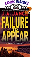 Failure to Appear by  J.A. Jance (Mass Market Paperback - March 1999)