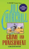 Grime and Punishment (Jane Jeffry Mysteries (Paperback))