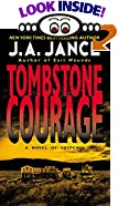 Tombstone Courage: A Joanna Brady Mystery by  J.A. Jance (Mass Market Paperback - August 2003)