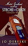 Miss Zukas and the Stroke of Death (Miss Zukas Mysteries) - book cover picture