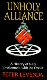 Unholy Alliance - book cover picture