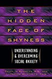 The Hidden Face of Shyness - book cover picture