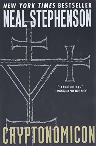 Cryptonomicon, Stephenson, Neal