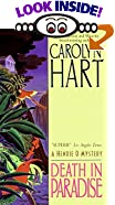 Death in Paradise by  Carolyn Hart (Author) (Mass Market Paperback - March 1999) 