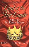 Lord of the Fire Lands: A Tale of the King's Blades - book cover picture