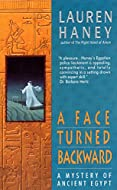 A Face Turned Backward by Lauren Haney