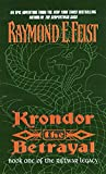 Krondor the Betrayal Riftwar Trilogy