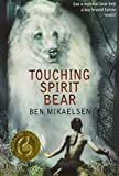 Touching Spirit Bear - book cover picture