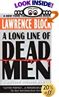 A Long Line of Dead Men: A Matthew Scudder Mystery by Lawrence Block