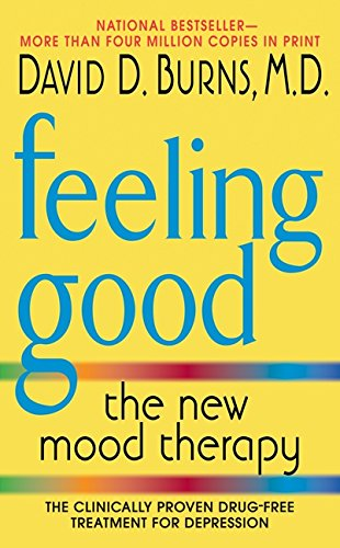 Feeling Good: The New Mood Therapy Book Cover Picture