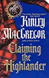 Claiming the Highlander (The MacAllisters) - book cover picture