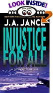 Injustice for All: A J.P. Beaumont Mystery by J.A. Jance