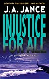 Injustice for All: A J.P. Beaumont Mystery - book cover picture