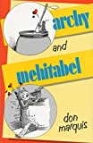 Archy and Mehitabel - book cover picture