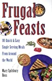 Frugal Feasts - book cover picture