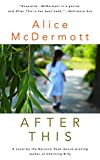 Book Cover: After This By Alice Mcdermott