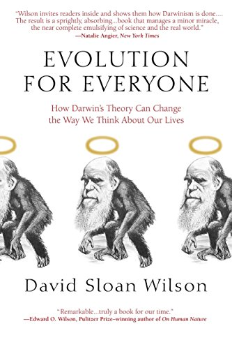 Book Image: Evolution for Everyone