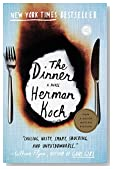 Cover of The dinner by Herman Koch