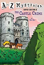 The Castle Crime by Ron Roy