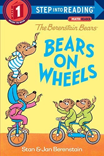 Bears on Wheels by Stan and Jan Berenstain